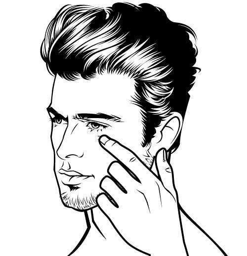 7 gestes pour un homme