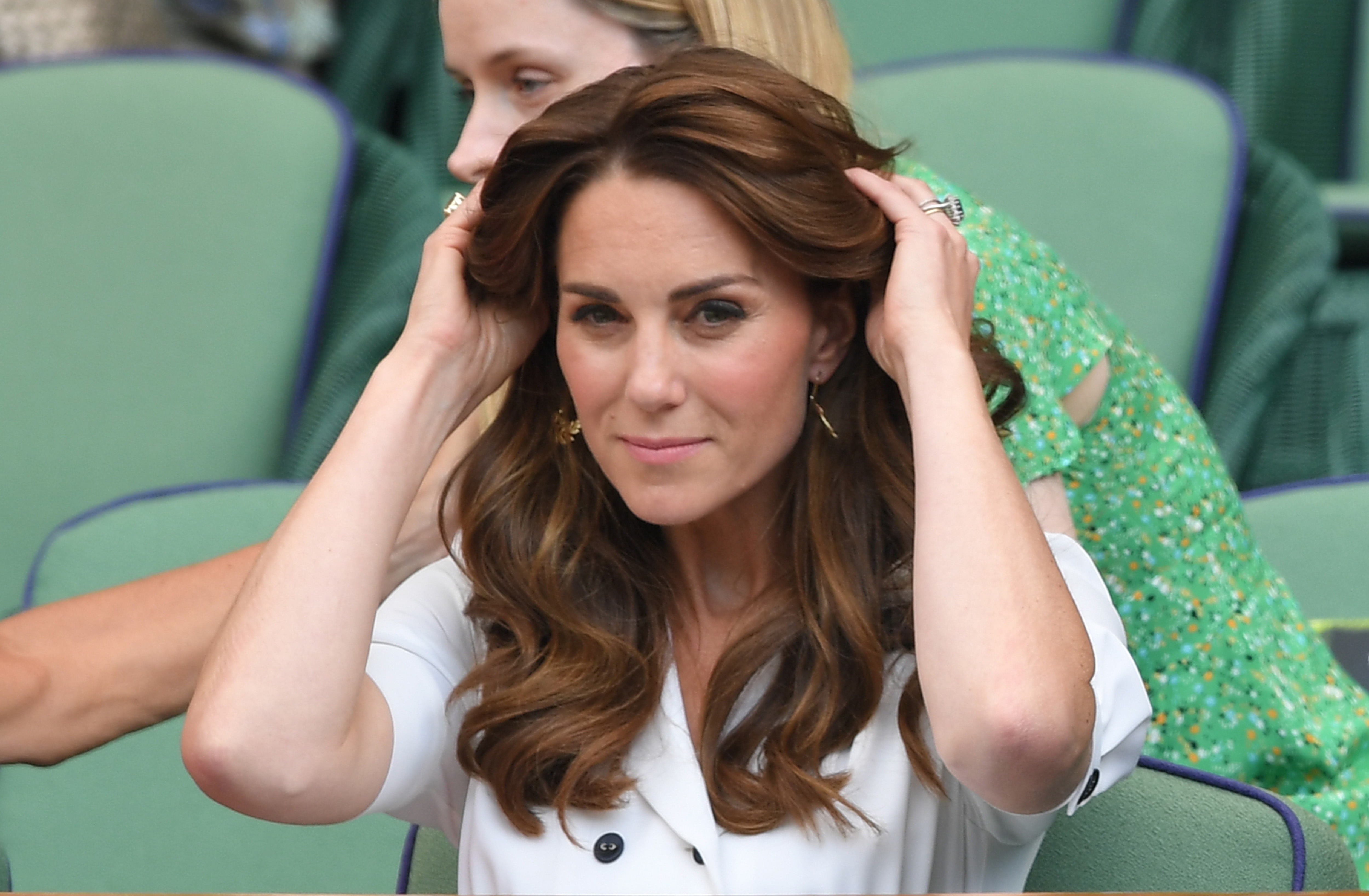 La duchesse de Cambridge Kate Middleton