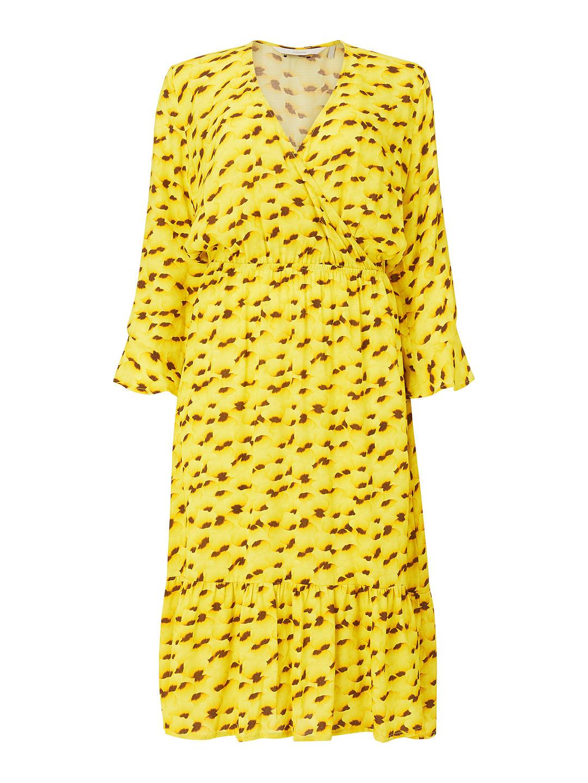 La robe d'Andrea McLean, John Lewis