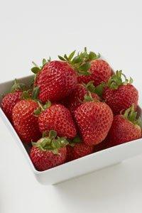 Combien de calories dans les fraises ?