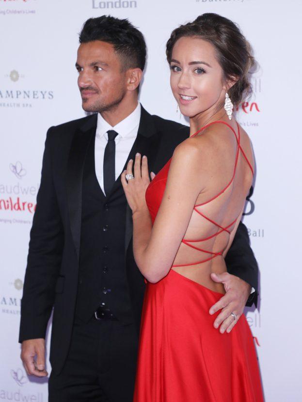 Emily et Peter Andre