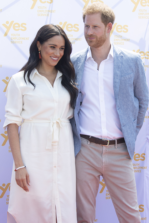 Prince Harry Meghan Markle refused service expensive restaurant