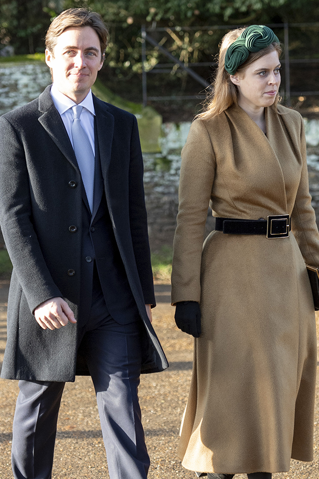 princess beatrice wedding royals reconsidering prince andrew scandal