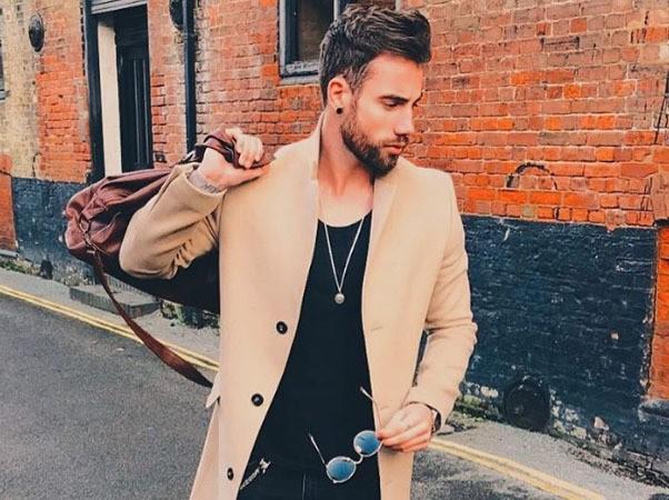 chezrust avec instagram de coiffure de haut texturé - coiffures hommes 2017