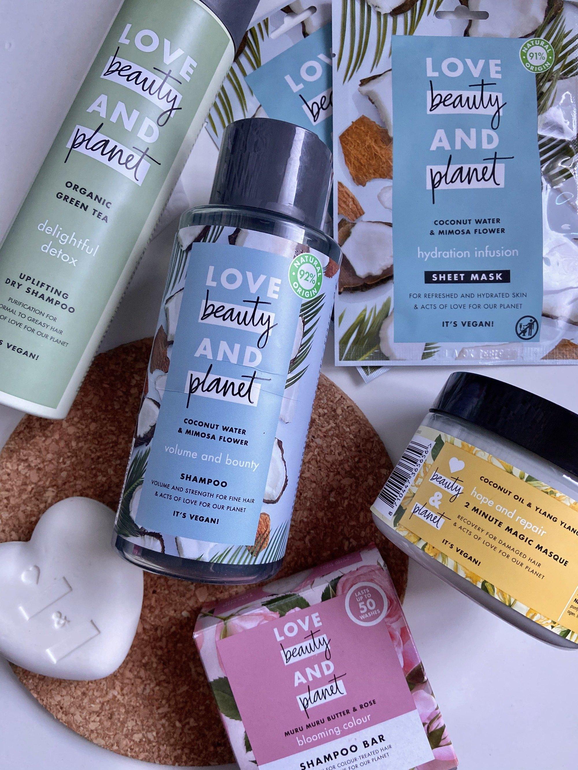 Aimez les produits Beauté et Planète