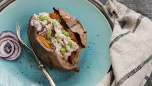 Comment cuisiner la patate douce