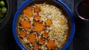 gratin dauphinois de patates douces