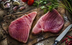 Comment cuire les steaks de thon