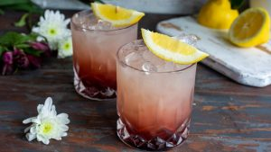 cocktails classiques avec recette de gin bramble