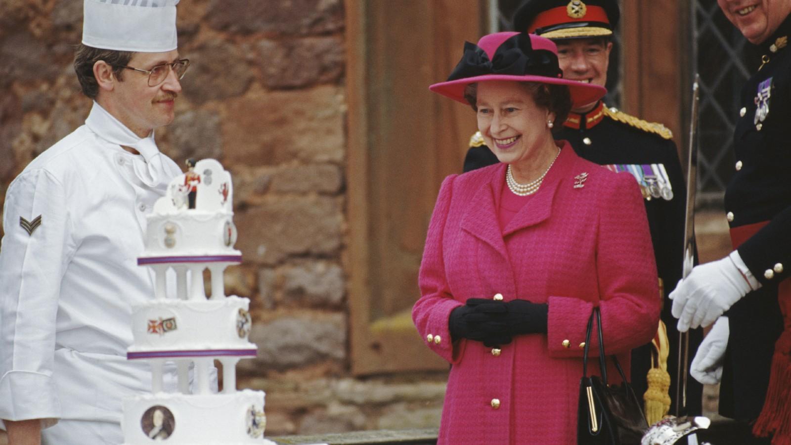 La Reine, Elizabeth II