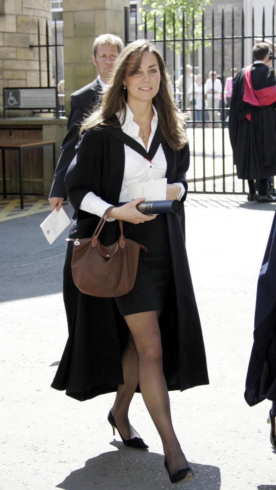 Kate Middleton, St Andrews