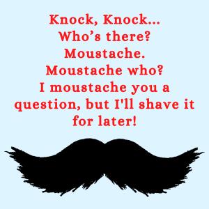 moustache meilleures blagues toc-toc