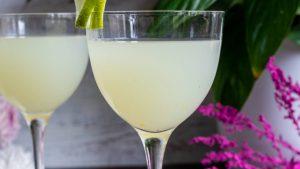 cocktails classiques avec gin gimlet recette
