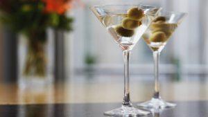 cocktails classiques avec du gin