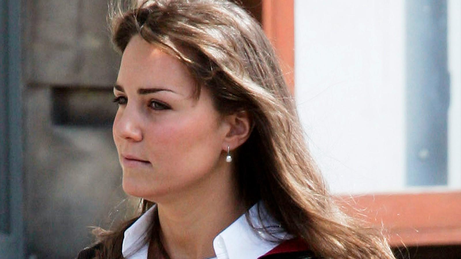 Kate Middleton à l'université