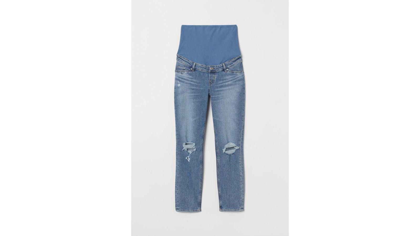 H&M MAMA Jeans cheville de maman
