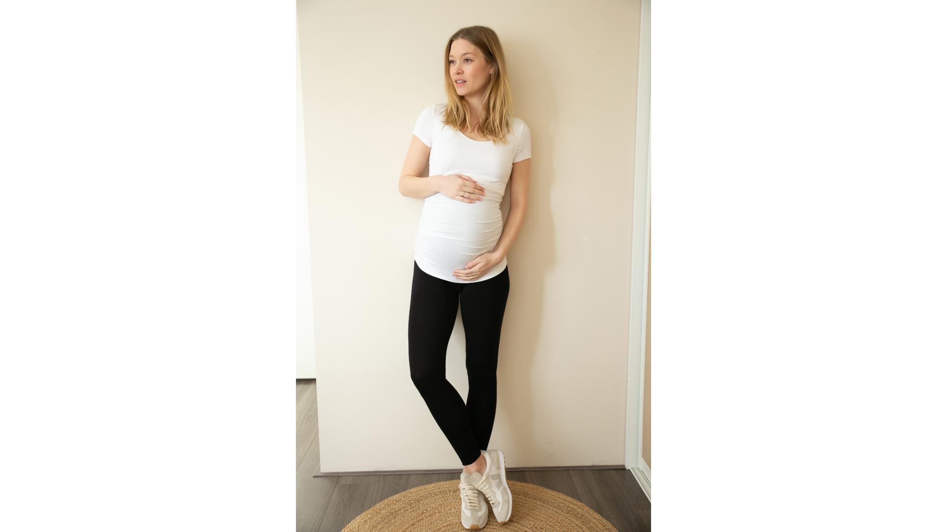 Leggings de maternité Isabella Oliver Kerrison avec ECOVERO LENZING