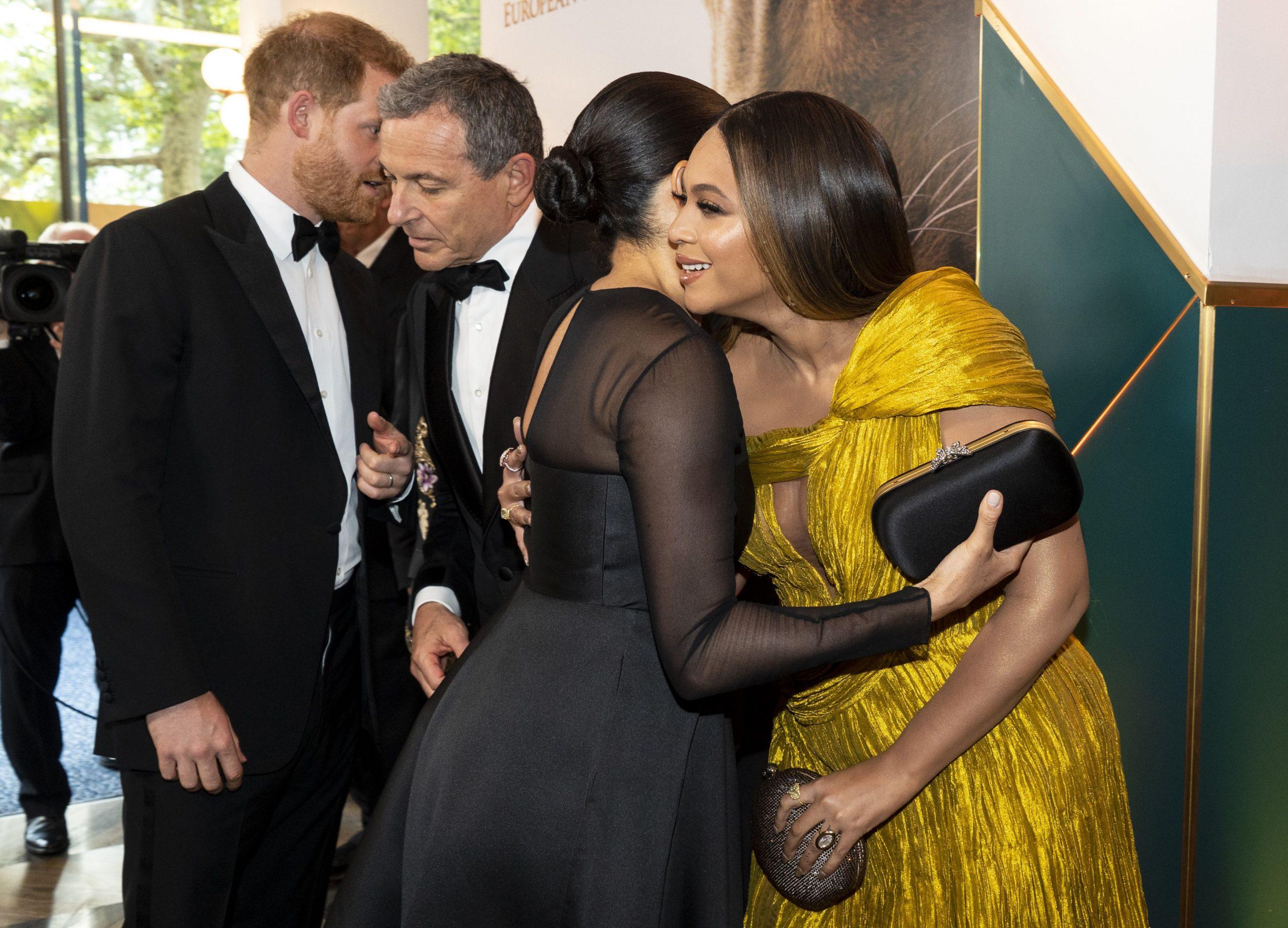 Prince Harry, Meghan Markle, Beyonce