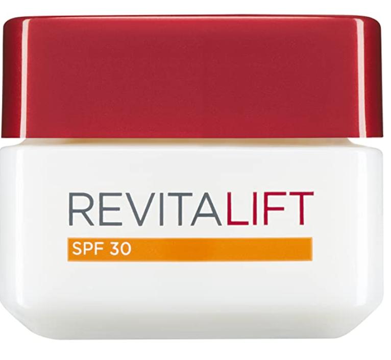 Crème de jour anti-rides Revitalift de L'Oréal