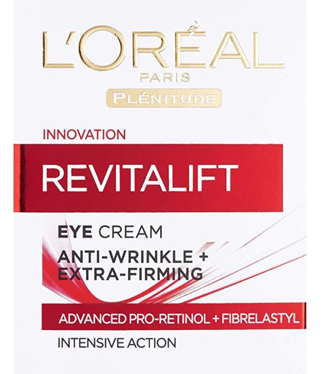 L'oreal Revitalift crème pour les yeux