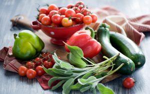 Un assortiment de légumes aux couleurs vives