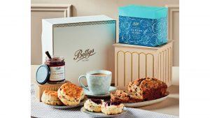 Les meilleures boîtes et paniers pour le thé de l'après-midi
