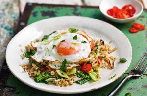 Idées de dîner pour deux : Nasi goreng