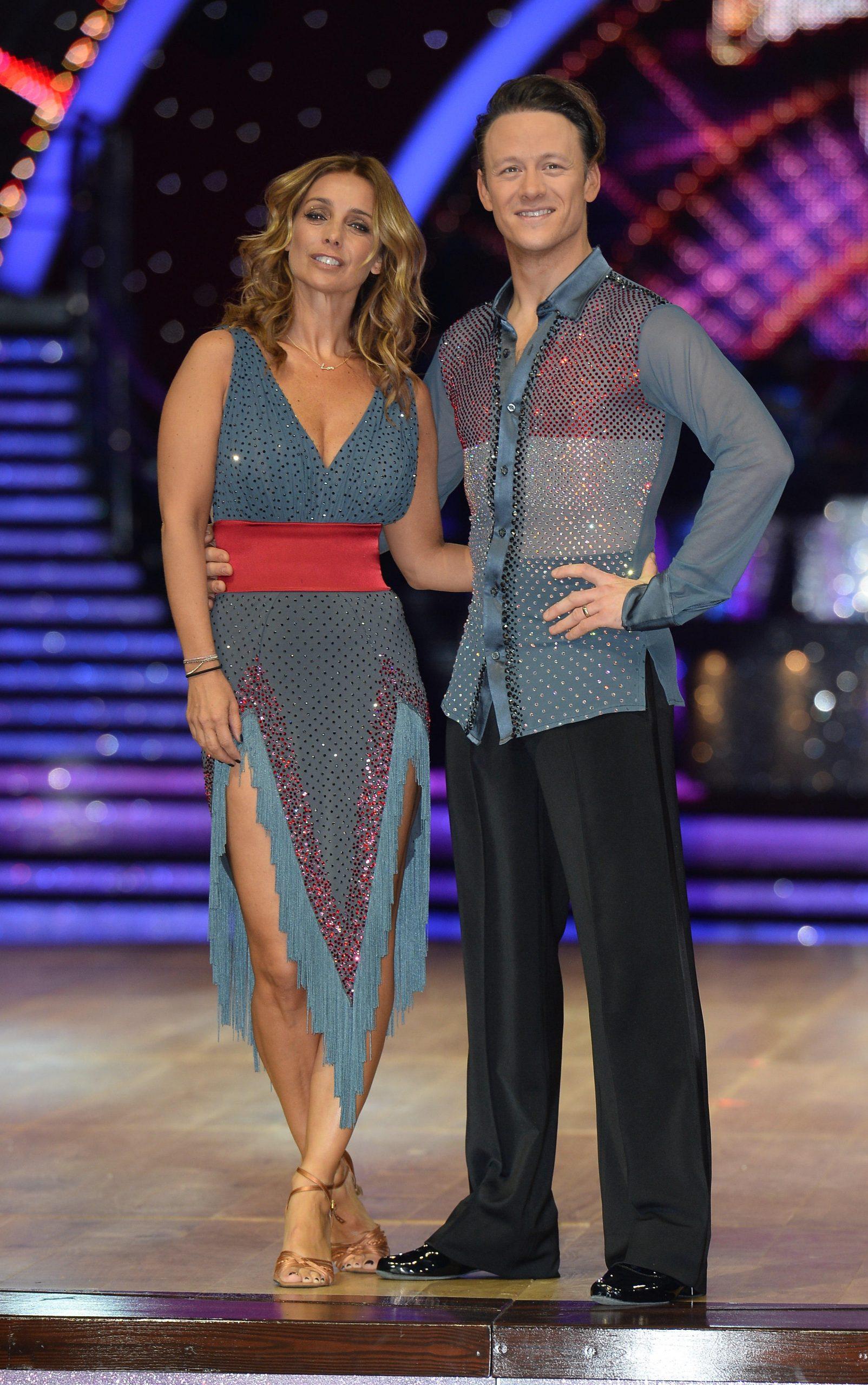 Louise Redknapp et Kevin Clifton