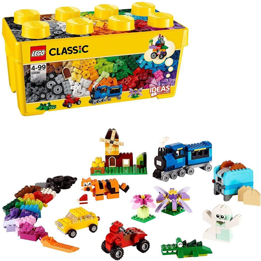 LEGO 10696 Boîte à briques créative classique moyenne