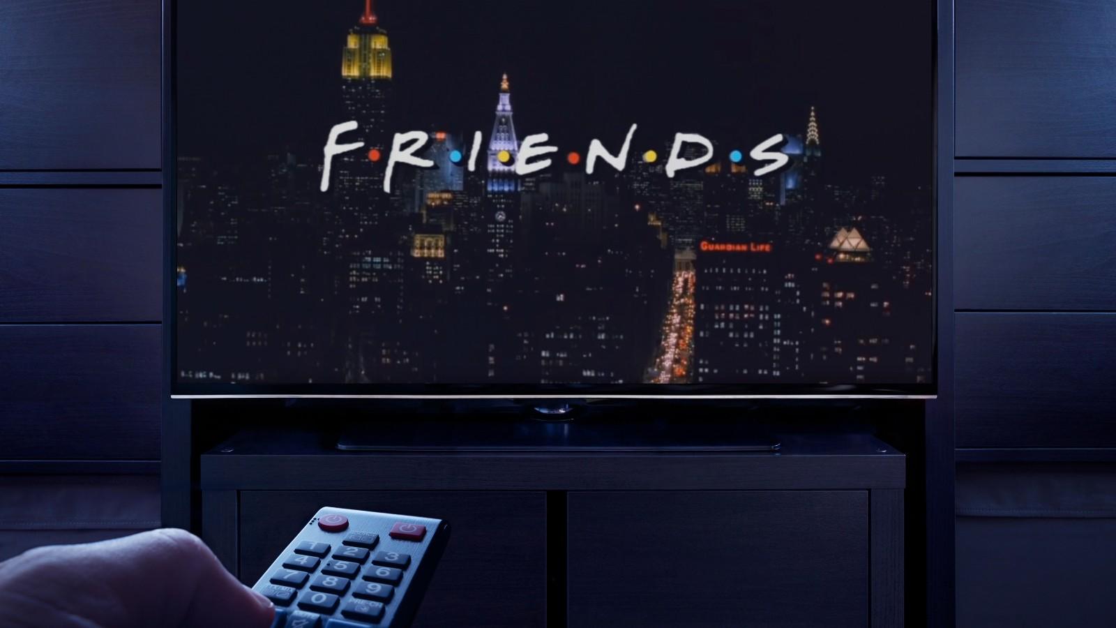 L'émission Friends Reunion, Now TV