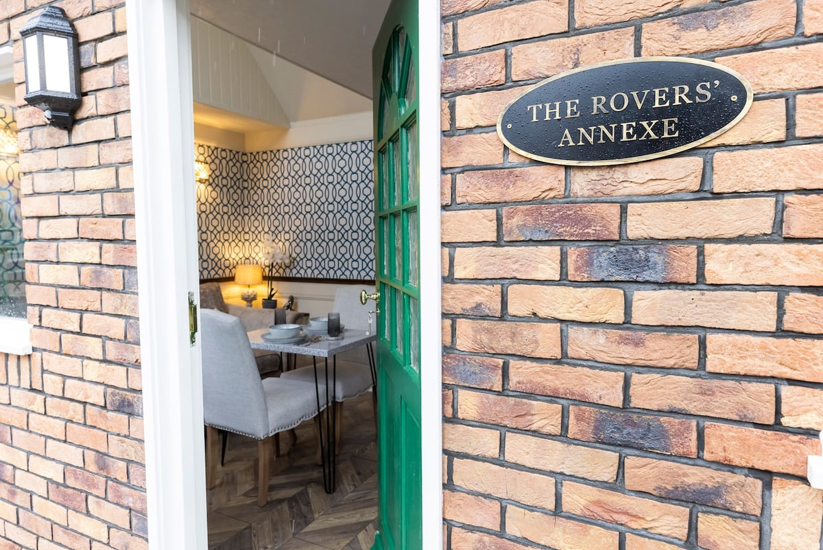 Coronation Street Airbnb,The Rovers' Annexe Coronation Street Airbnb