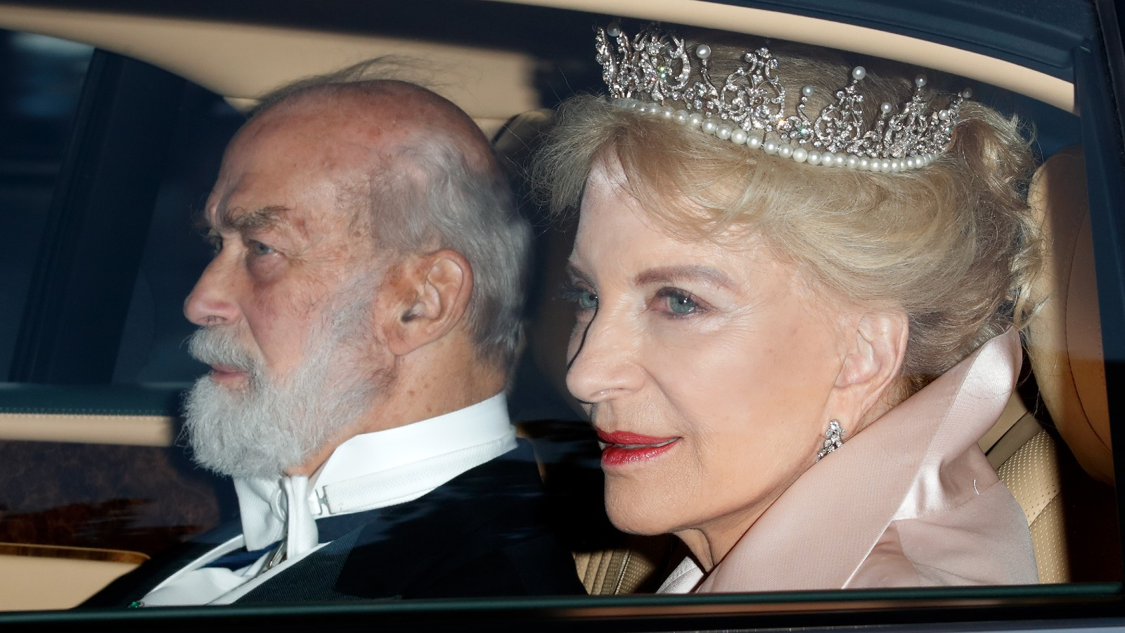 les caillots sanguins de la famille de la Reine, la Princesse Michael de Kent et le Prince Michael de Kent
