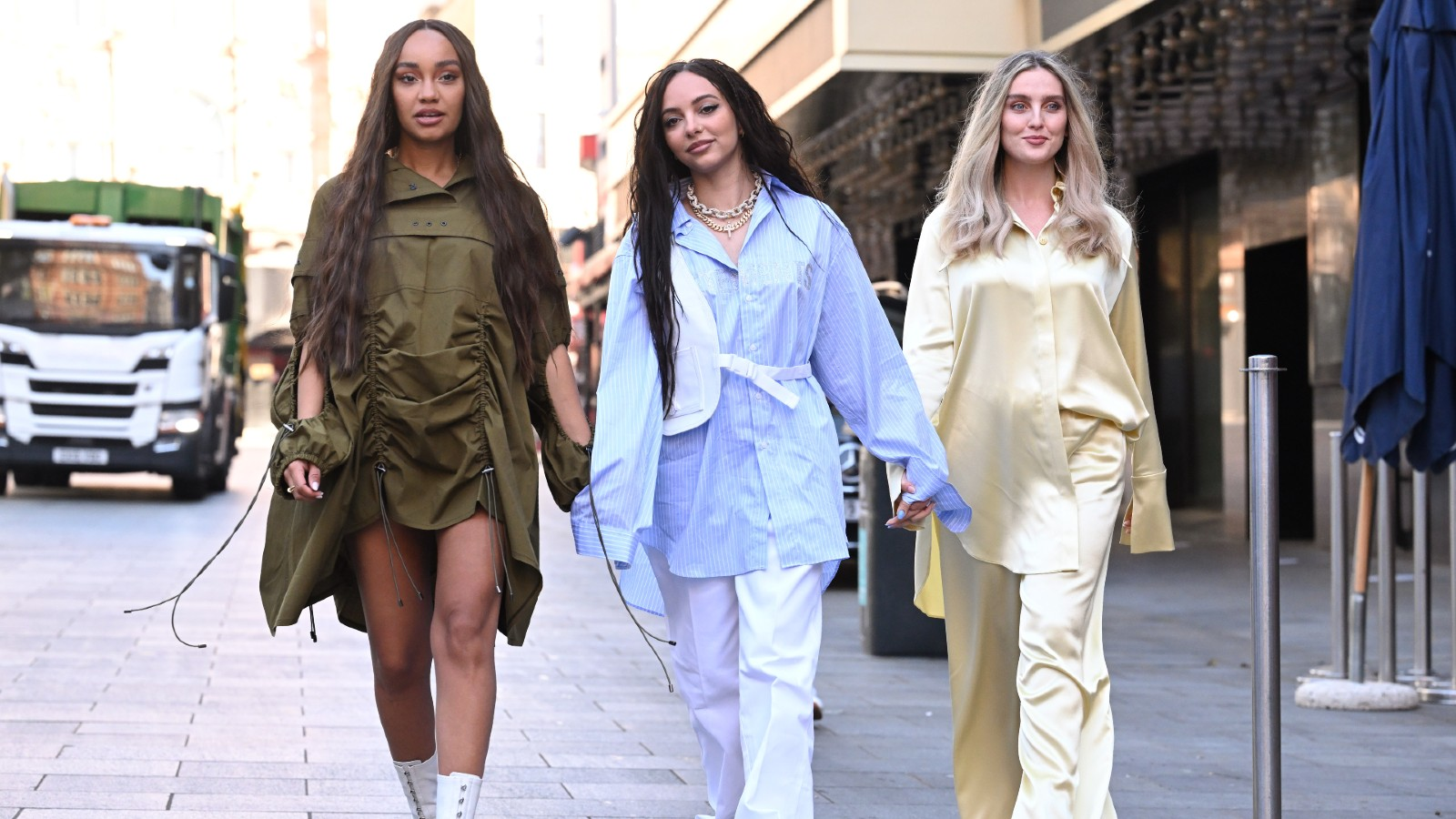 Little Mix Leigh-Anne Pinnock, Jade Thirlwall et Perrie Edwards