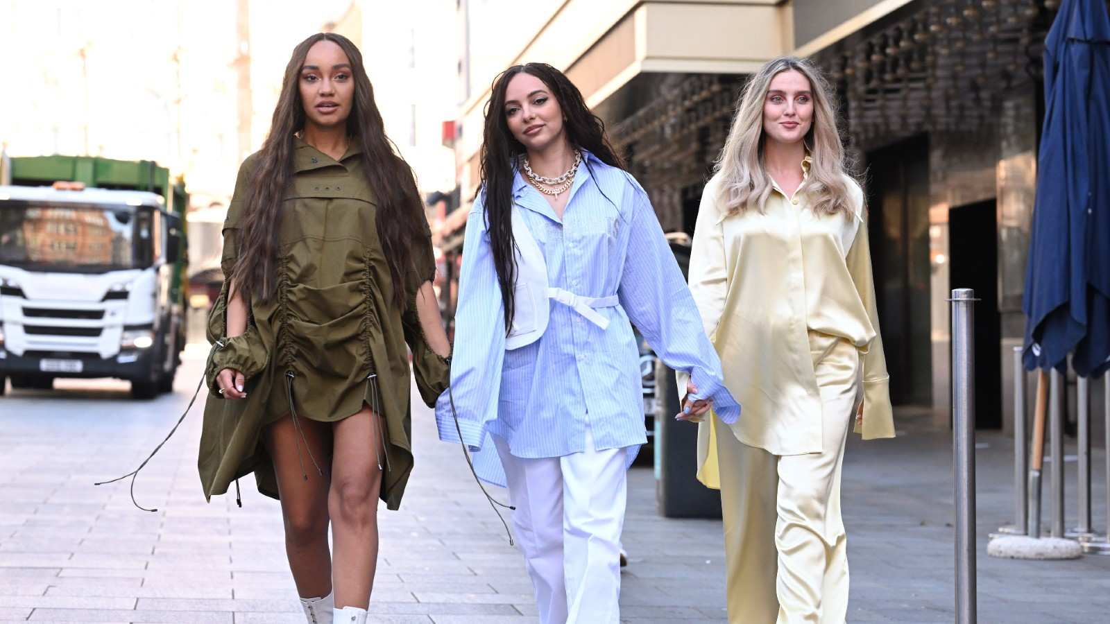 Little Mix Perrie Edwards, Jade Thirlwall, Leigh-Anne Pinnock