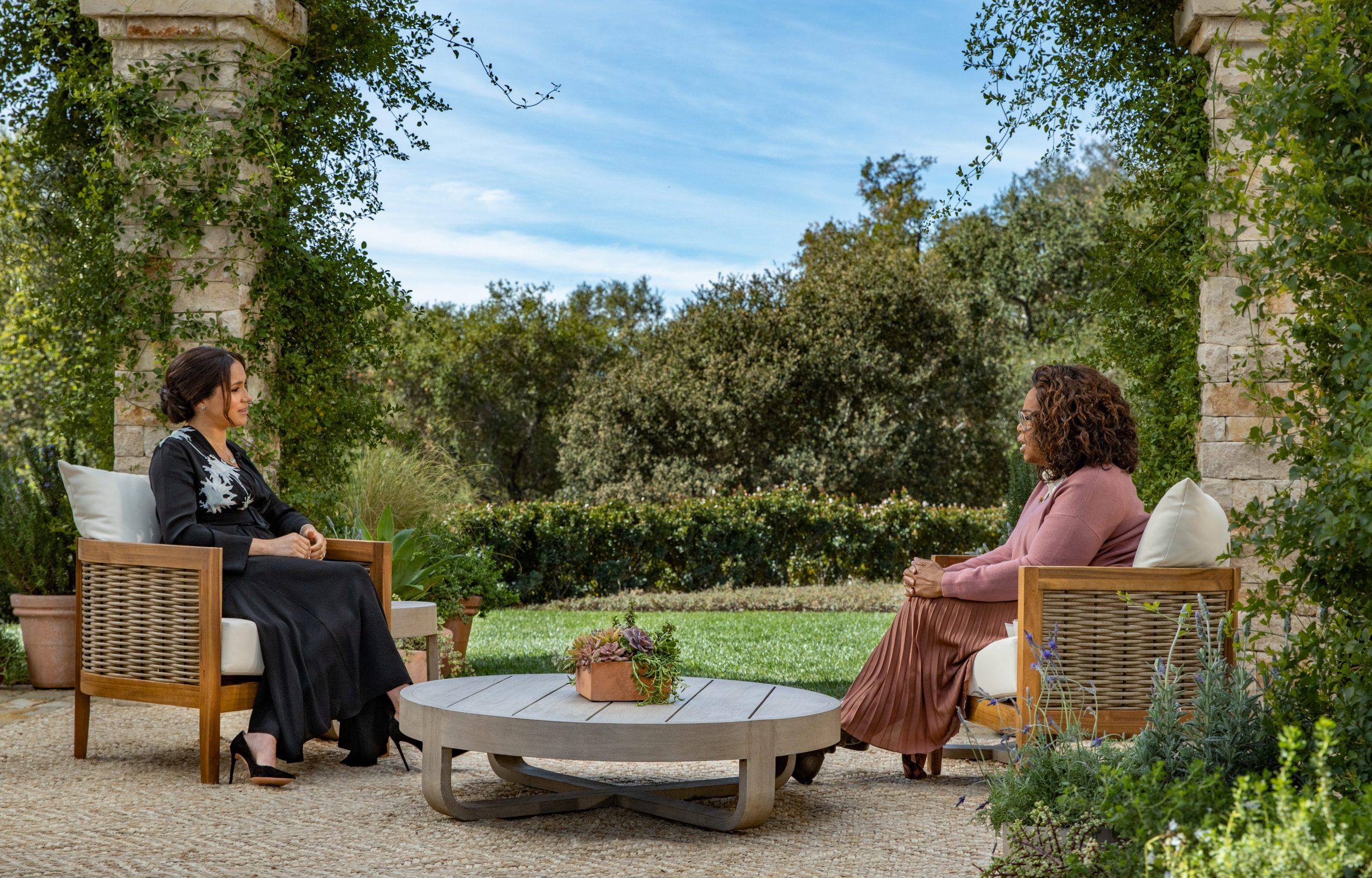Meghan Markle interview Oprah Winfrey