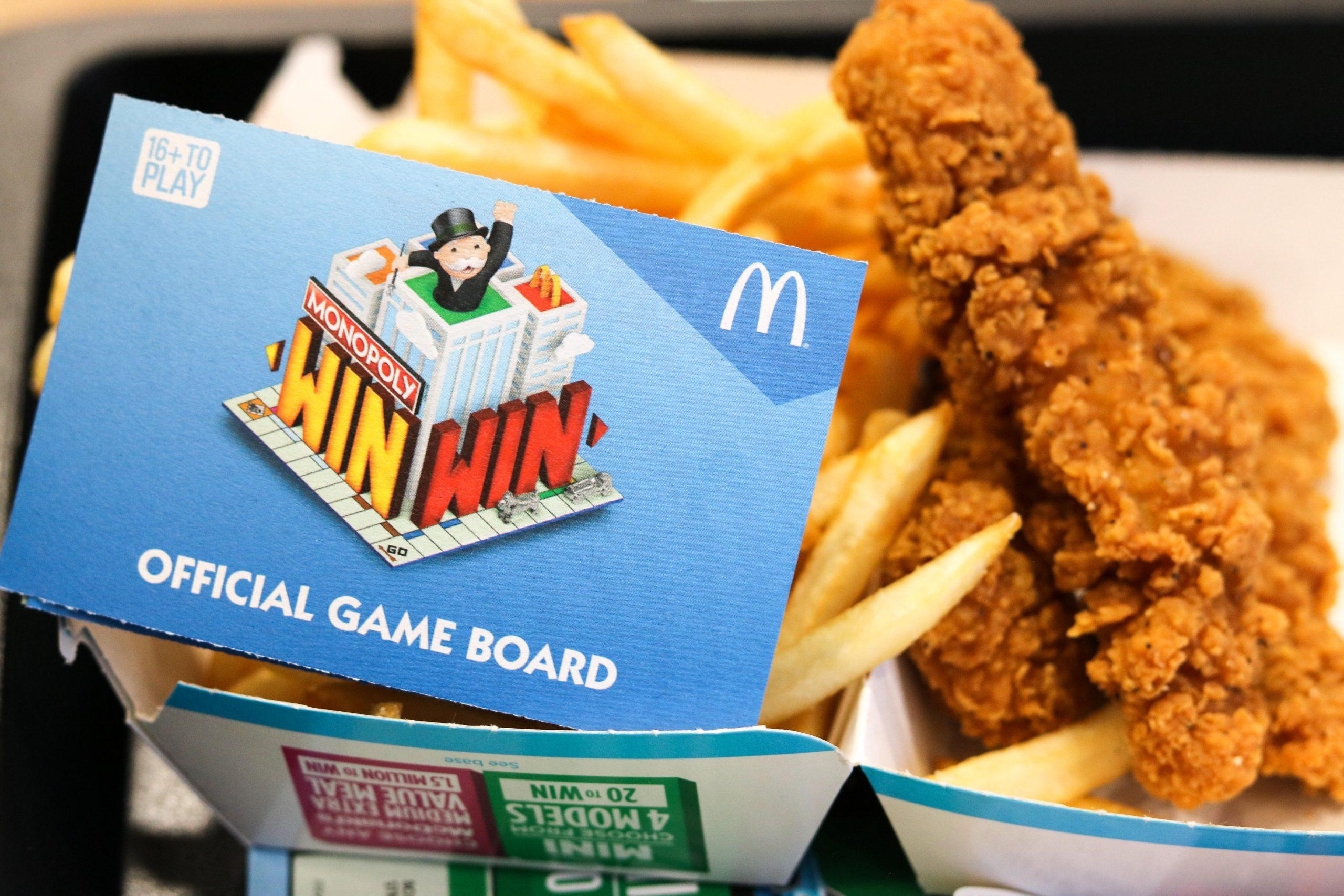 Le Monopoly de McDonald's