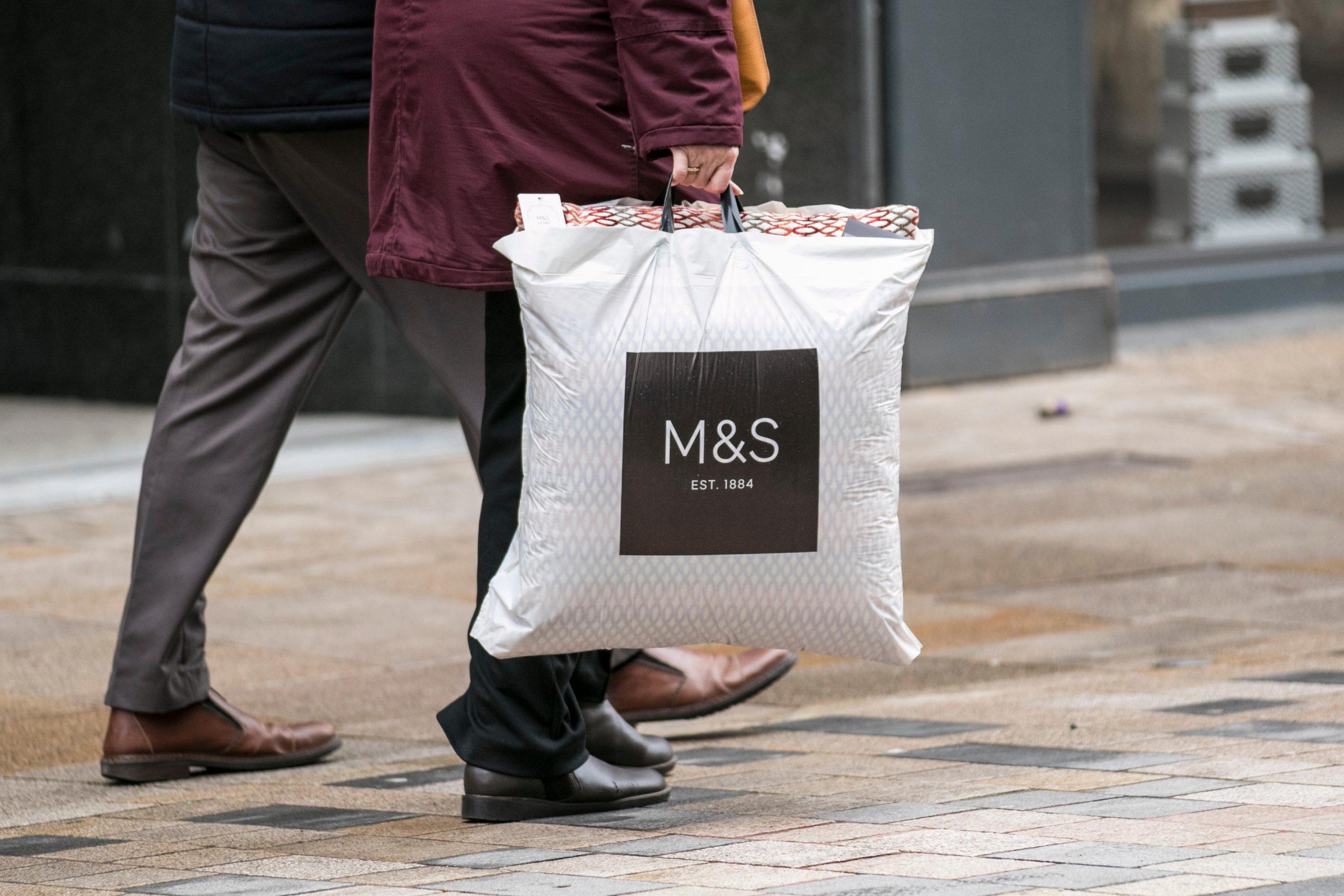 Sac à provisions M&S