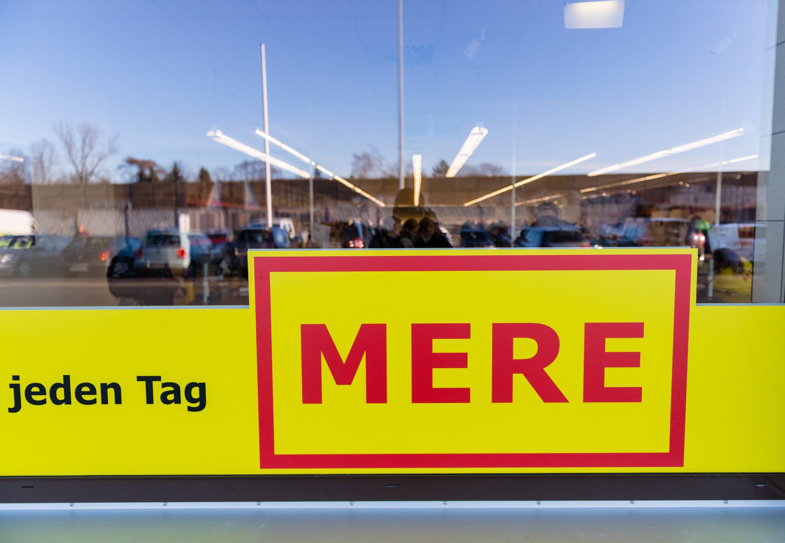 Le supermarché de Mere moins cher qu'Aldi et Lidl
