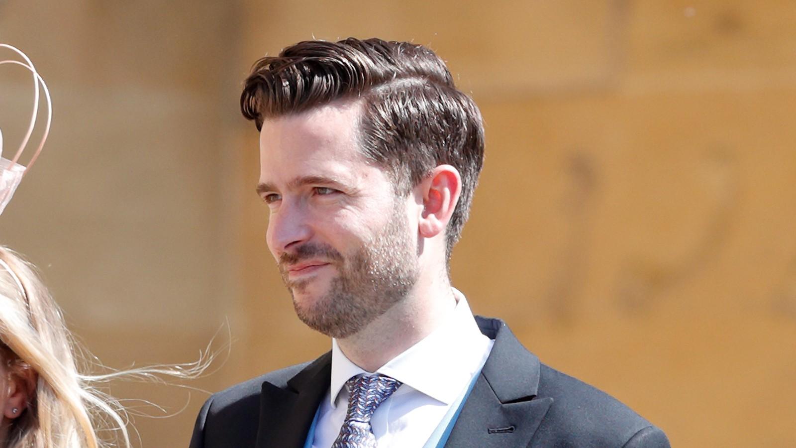 Jason Knauf, assistant royal