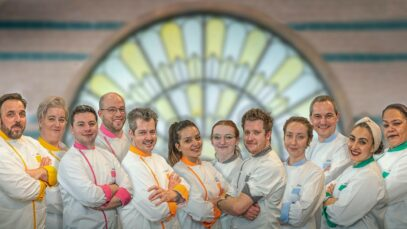 Bake Off: The Professionals Channel 4