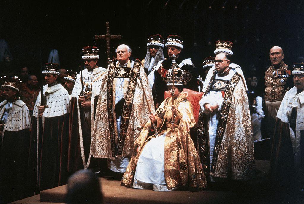 Couronnement de la reine Elizabeth II