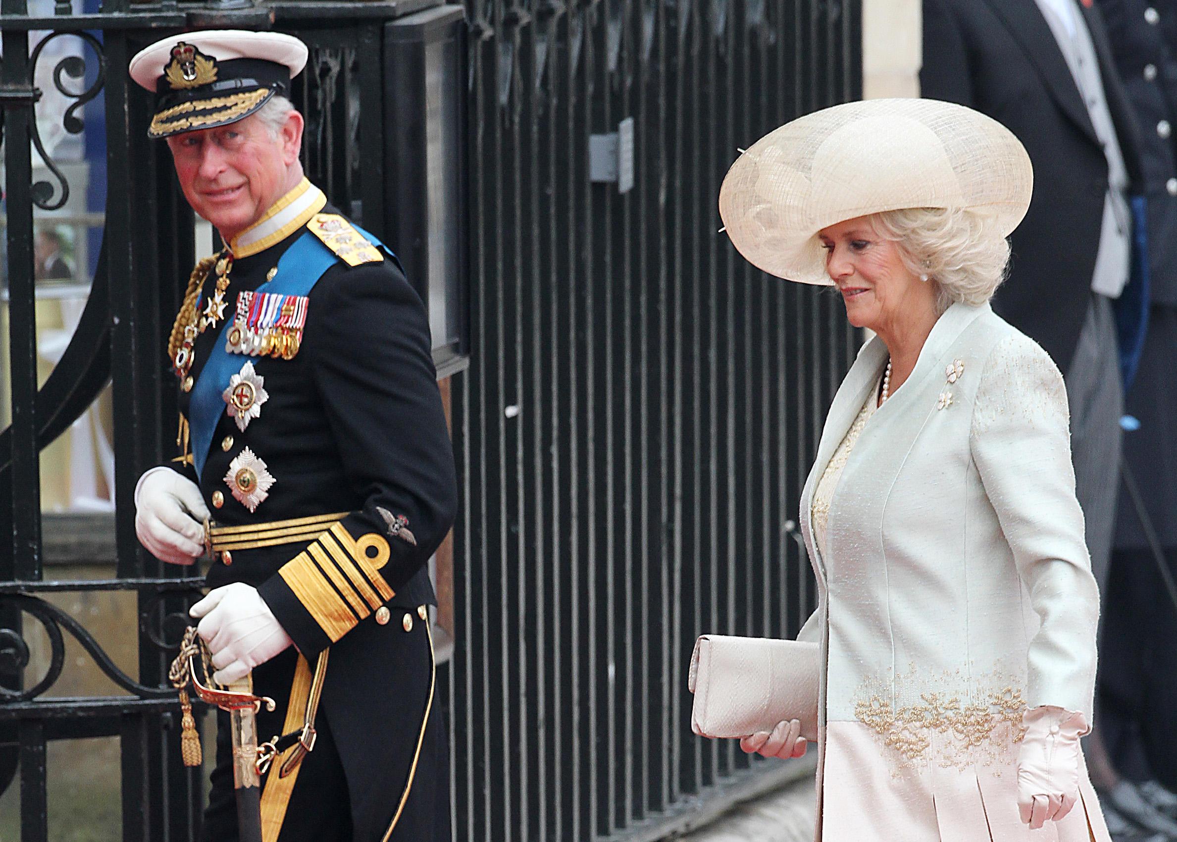 Quel est le salaire de la reine ? Le prince Charles et la duchesse Camilla