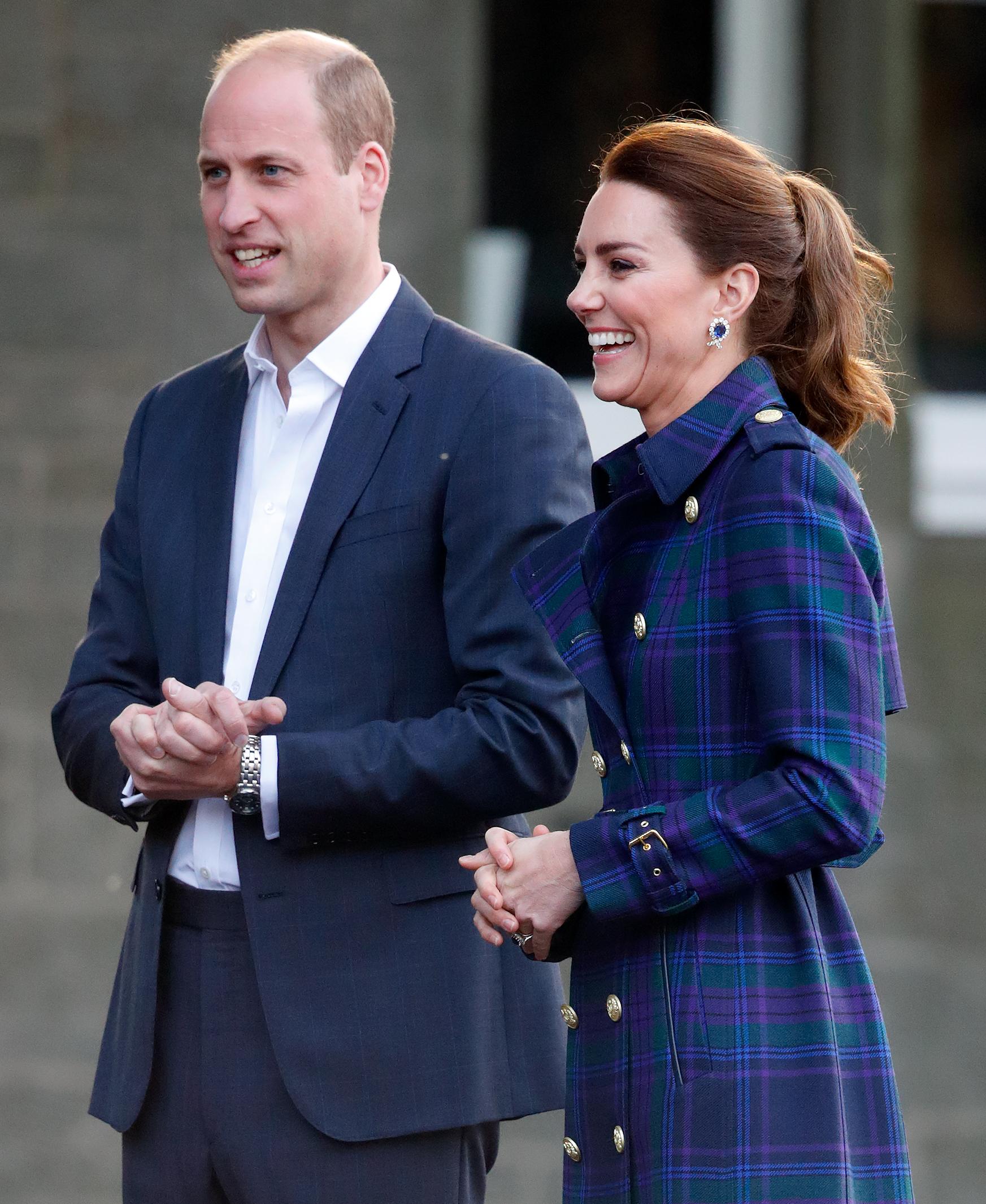 Quel est le salaire de la Reine ? Kate Middleton et le Prince William