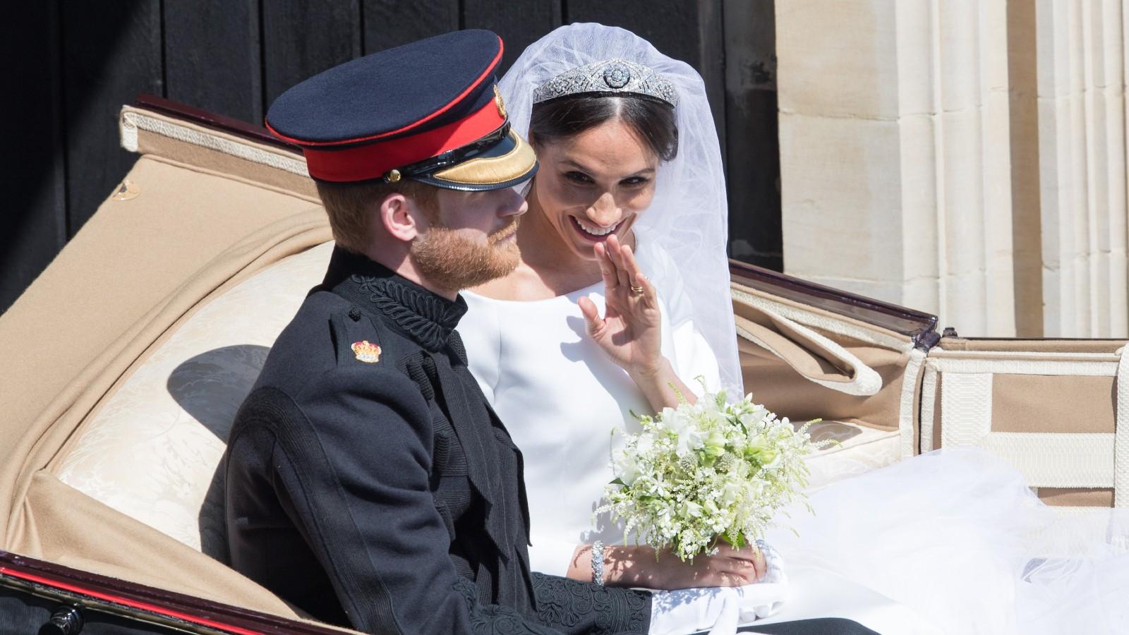 Le mariage du Prince Harry et de Meghan Markle