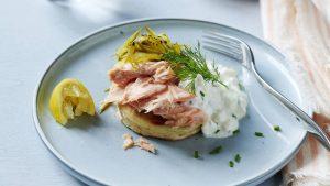 crumpets-au-saumon-et-fromage-cottage