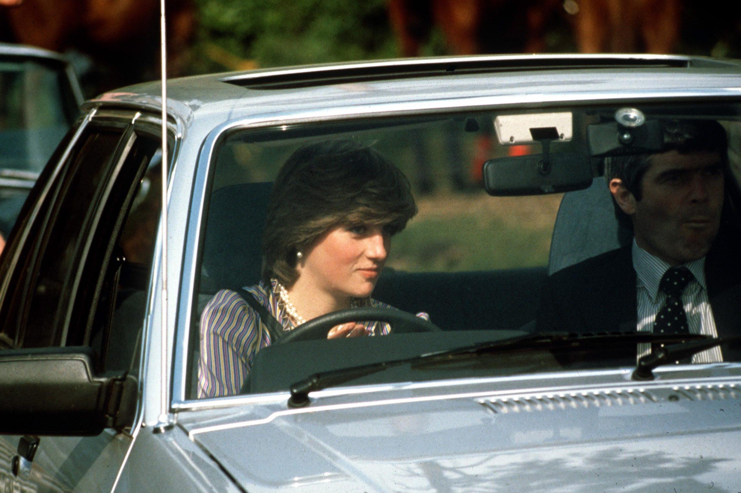 Ford Escort de la Princesse Diana