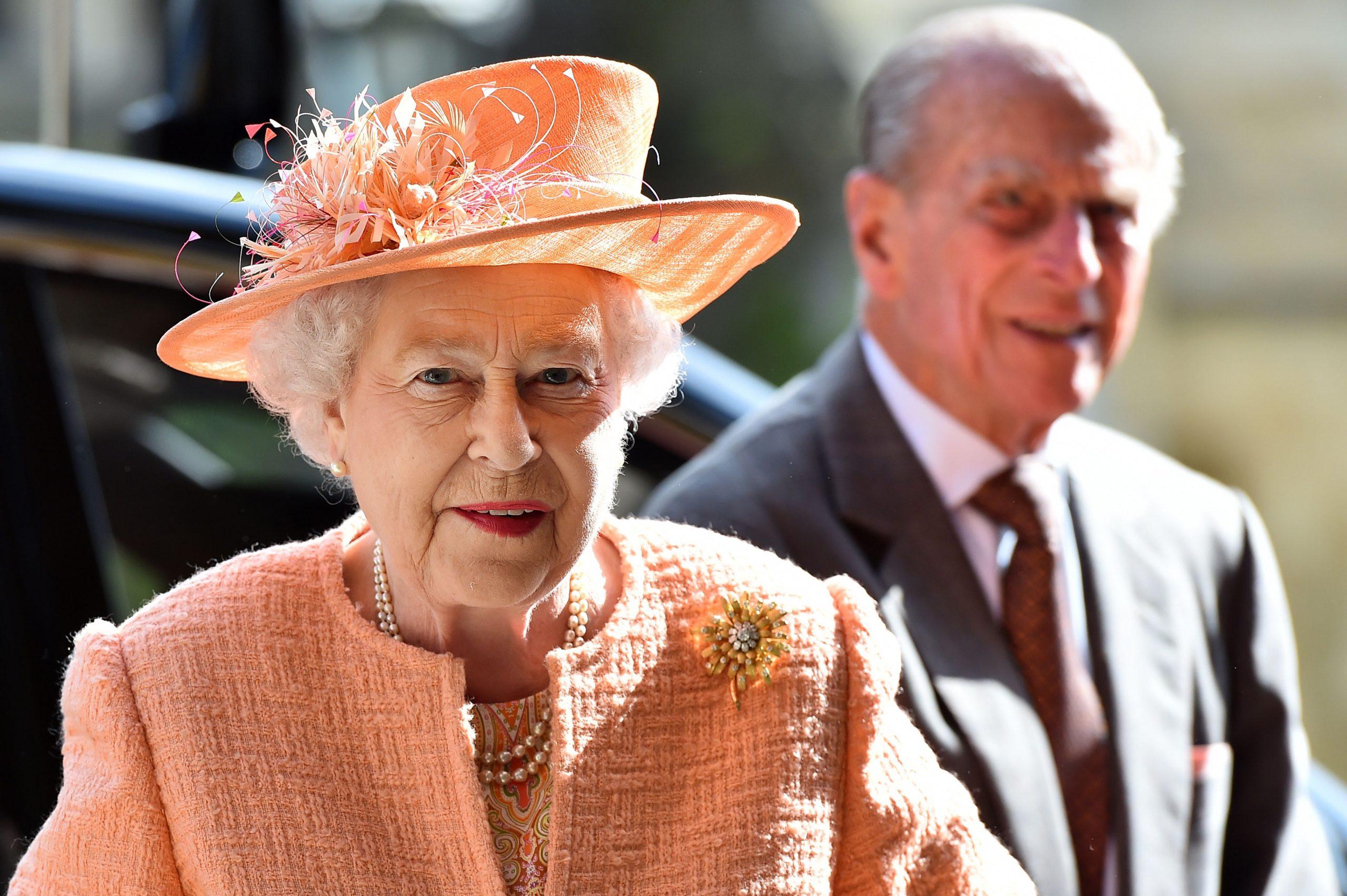 La Reine et le Prince Philip