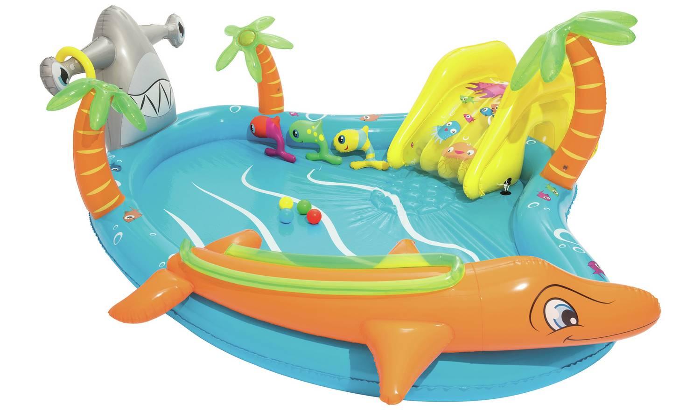 Piscine pour enfants 9ft Sea Life Play de Chad Valley
