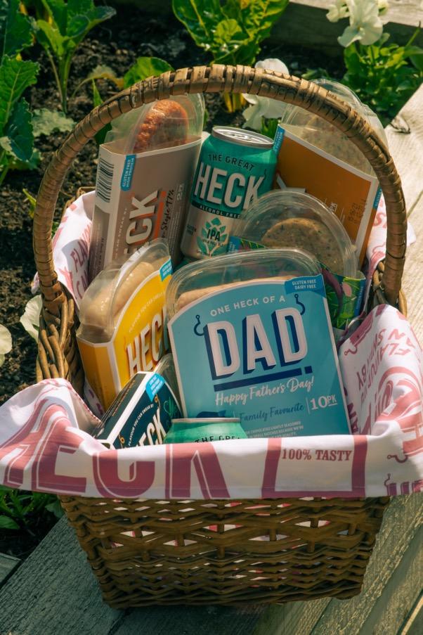 Paquet de BBQ Heck pour la fête des pères