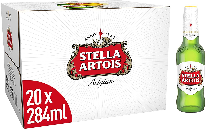 Amazon Stella Artois